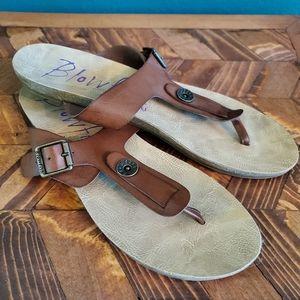 Blowfish sandals